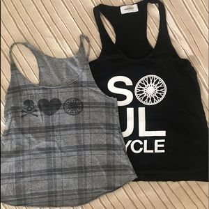SoulCycle Tank Tops